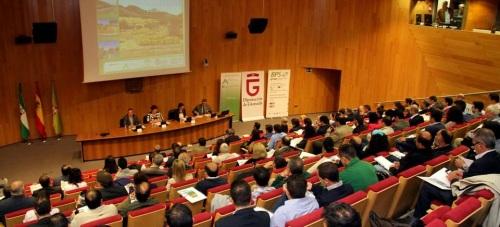 Diputación acoge una jornada sobre los beneficios de la vegetación en las carreteras