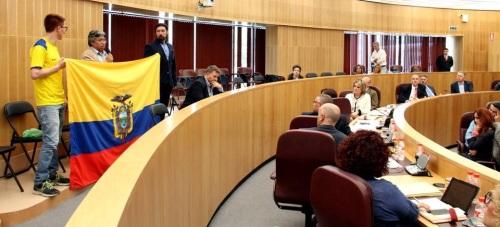 Diputación acuerda respaldar a los municipios que promuevan el uso sostenible de la Vega