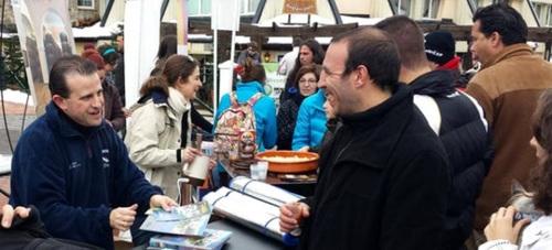 El Ayto. de Almuñécar participará en la promoción de la Costa por parte de Mancomunidad en Sierra Nevada