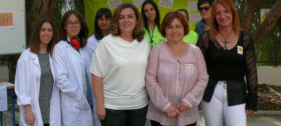 El Ayto. felicita a los estudiantes de La Zafra que han participado en los Campeonatos Skills Andalucía de Formación Profesional