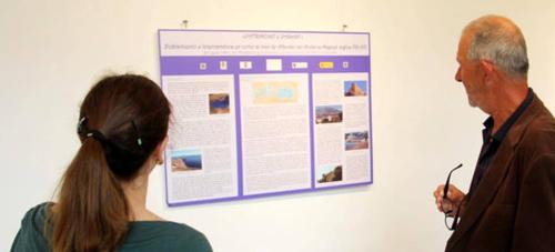 El Centro Cívico de La Herradura acoge una exposición fotográfica sobre 'Patrimonio y Paisaje'