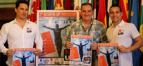 El 'II Desafío Up' llenará de actividades deportivas el Parque de los Pueblos de América