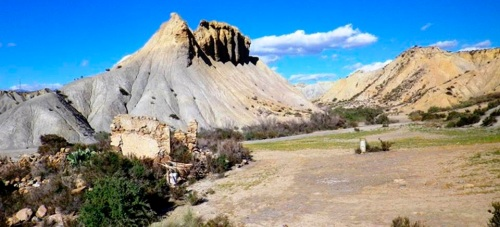 El PMD de Almuñécar propone recorrer una ruta en Almería por escenarios de película