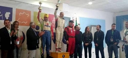 Humberto Janssens, en categoría III, vence con su Porsche 997 GT3 en la XXI Subida Ubrique-Benaocaz