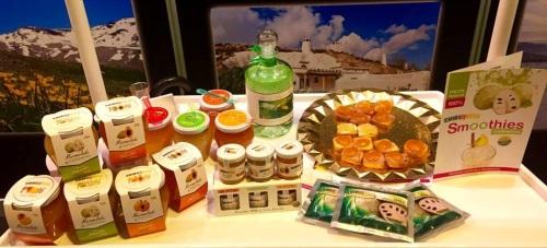 Importante campaña de promoción de las frutas tropicales de la Costa Tropical en el Salón de Gourmets 2016