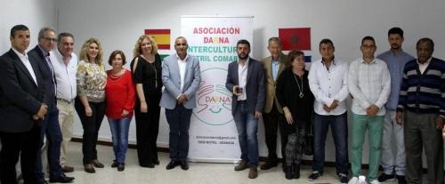 La Asociación DARNA muestra su trabajo en la Biblioteca José López Rubio