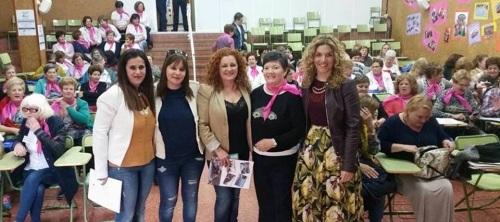 La asociación de mujeres 'Tropical' celebró su 25 aniversario