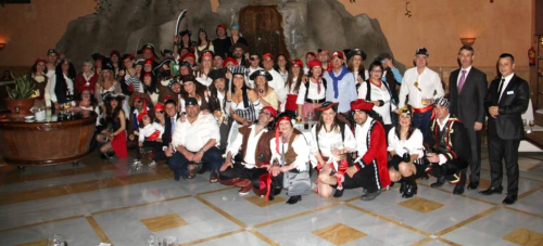 La cadena Playa Senator elige Almuñécar para presentar el catalogo del Verano 2016