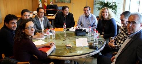 La Diputación y el Ayto. colaborarán en asuntos de interés para Motril