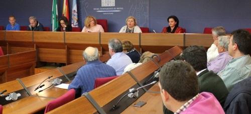 La europarlamentaria Clara Aguilera trasladará al Parlamento Europeo las preocupaciones de los agricultores de Motril y su comarca