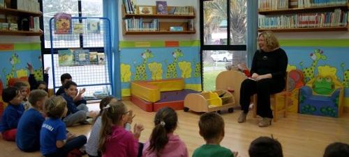 La Red de Bibliotecas Públicas Municipales fomenta la lectura entre los más pequeños