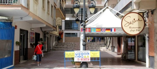 Las sexitanas calles Marquita y Livry Gargan serán rehabilitadas