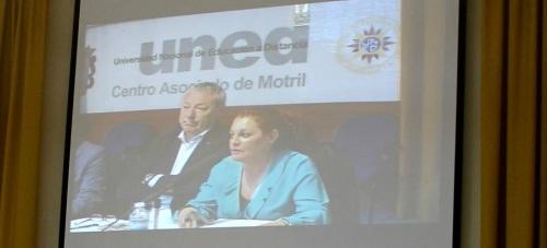 Mª Eugenia Rufino 'No podemos levantar muros contra las víctimas que buscan refugio'