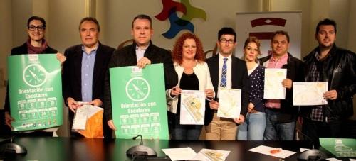 Más de 1.700 escolares participan en el programa de orientación en la naturaleza de la Diputación