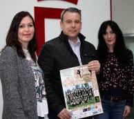Más de 500 deportistas compiten en el V Trofeo Diputación de gimnasia rítmica