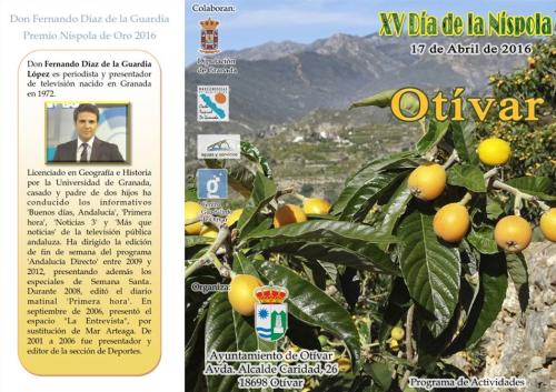 Otívar celebra el domingo el 'XIV Día de la Níspola' con numerosas actividades1