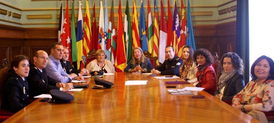 Primera reunión de la Comisión Técnica de Seguimiento de Situaciones de Violencia de Género de Motril