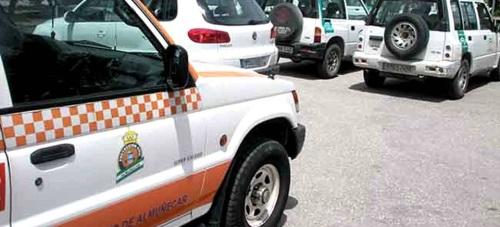 Protección Civil participó en una jornada técnica sobre líneas eléctricas y riesgos ante la extinción de incendios forestales