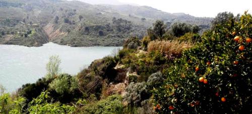 Ruta de senderismo por el Valle de Lecrín