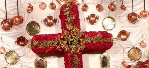 Salobreña celebrará la festividad de las Cruces del 29 de abril al 3 de mayo
