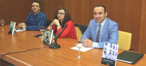 Tres poetas granadinos ofrecieron un recital y presentaron sus obras en la Casa de la Cultura de Almuñécar