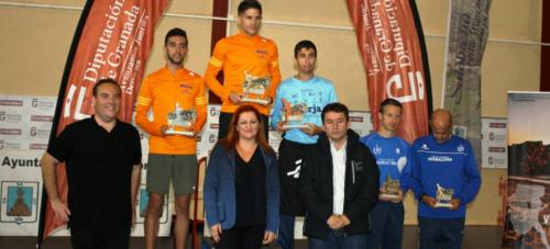 1.500 atletas se dan cita en Salobreña para el VII gran premio de fondo del circuito Diputación Cruzcampo