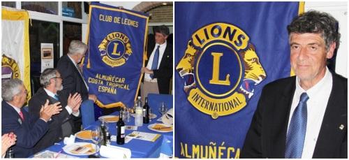 Almuñécar acoge el primer Club de Leones de Granada