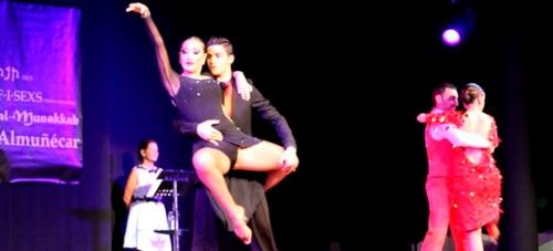 """Almuñécar acogerá los días 17 y 18 de junio el V Trofeo Intl. de Baile """"Ciudad de Almuñécar"""""""