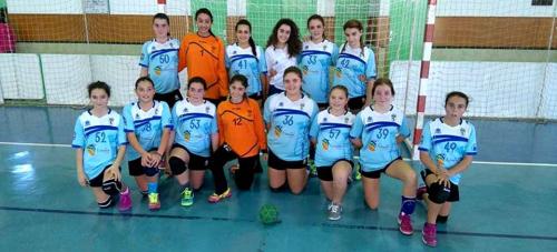 BM Almuñécar Infantil Femenino comienza este miércoles el Campeonato de Andalucía