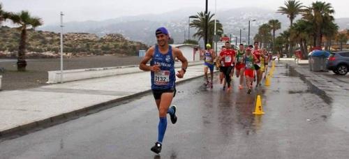 ÓRGIVA y SALOBREÑA. Doble parada del Atletismo Sexitano en el Gran Premio de Fondo Diputación de Granada