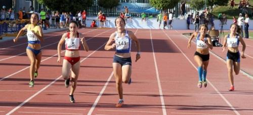 Celia Bellicourt logra la clasificación para el Campeonato de Andalucía