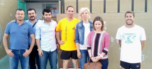 Ciudadanos pide al Ayto. de Motril 'medidas urgentes' para la mejora del polideportivo municipal