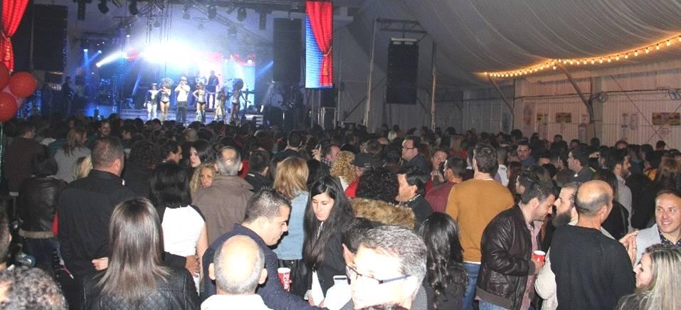 El Ayto. de Almuñécar aprueba las condiciones para adjudicar la barra de la caseta oficial de las Fiestas Patronales