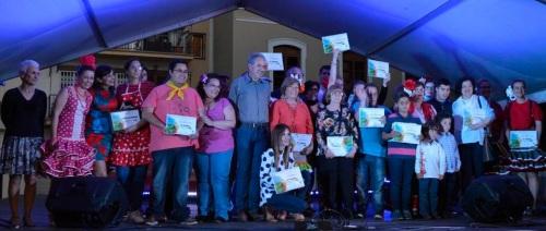 El Ayto. de Motril entrega los premios del certamen de Cruces de Mayo 2016