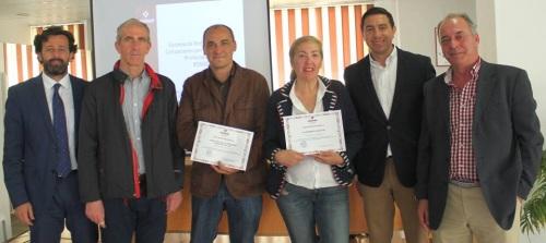El Ayto. y la Residencia San Luis reciben el premio de la Mutua Colaboradora FREMAP por su baja siniestralidad laboral