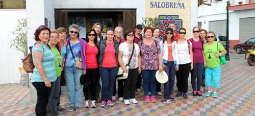 El Área de Igualdad de Salobreña organiza una ruta de senderismo
