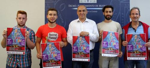 El 'V Festival Joven' recaudará fondos para 'Proyecto Hombre'