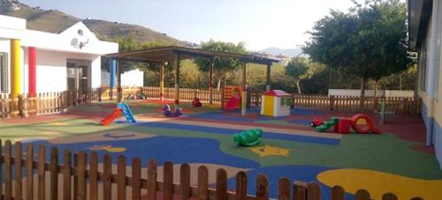 El nuevo Centro Infantil de Los Marinos abrió sus puertas