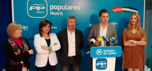 El PP de Motril se suma al día internacional contra la homofobia y transfobia
