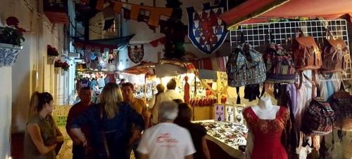 Este fin de semana se celebra en La Herradura el 'Festival Luz de Luna' y la 'II Ruta de la Tapa'