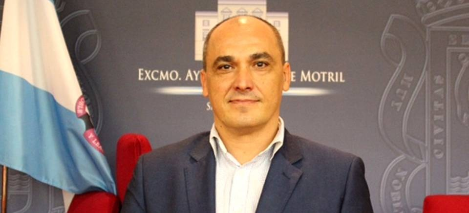 Gregorio Morales, concejal Servicios Sociales Motril