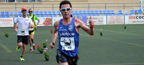 III Edición de la Media Maratón de Vélez-Málaga. Better call Luciano