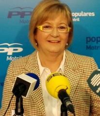 Inmaculada Torres, concejal del PP en Motril
