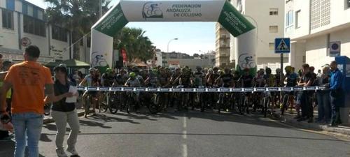 José Álvarez gana laVI Maratón 'Ciudad de Almuñécar'