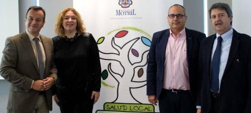 La alcaldesa inaugura el tercer encuentro provincial de municipios que desarrollan la red local de acciones en salud (RELAS)