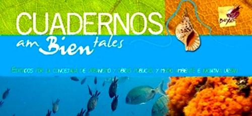 La concejalía de Medio Ambiente, la Entidad Local de Carchuna-Calahonda y la Asociación Buxus presentan el cuadernillo 'Acantilados y Fondos Marinos de Calahonda-Castell de Ferro'