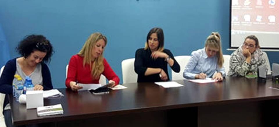 La Plataforma de Voluntariado de Granada celebró una sesión formativa en Almuñécar