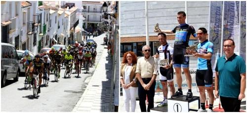 Más de 160 ciclistas se dan cita en el II Trofeo Costa Tropical alto de La Gorgoracha de ciclismo