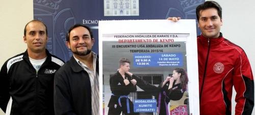 Motril acoge el 'III Encuentro de la Liga Andaluza de Kenpo'