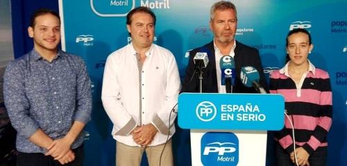 Motril_PP_Rueda de prensa de José García Fuentes_Valoración candidaturas